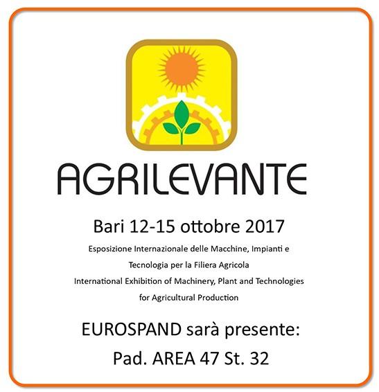 Agrilevante 2017 Bari